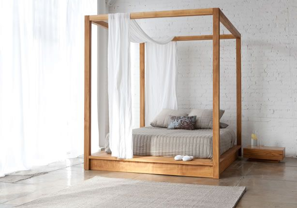 Best Canopy Bed Frame Image By Nina On Home Modern Canopy Bed 640 x 480