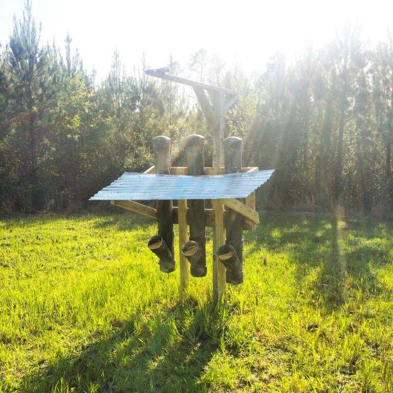 woodworking feeder by com projects gravity lumberjocks chicken plans jfouse
