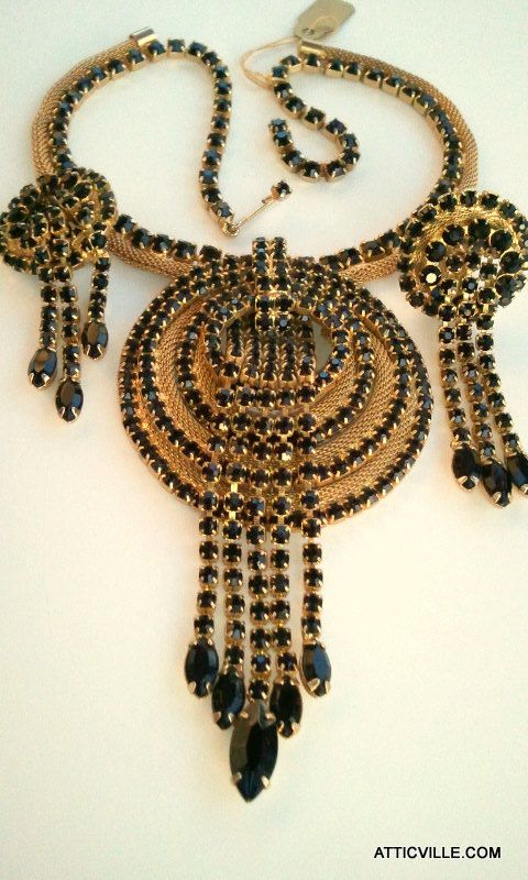 Vintage Costume Jewelry Designer