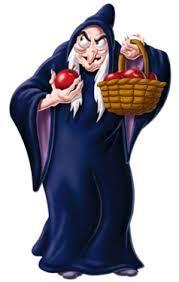Las Brujas De Disney Buscar Con Google Blancanieves