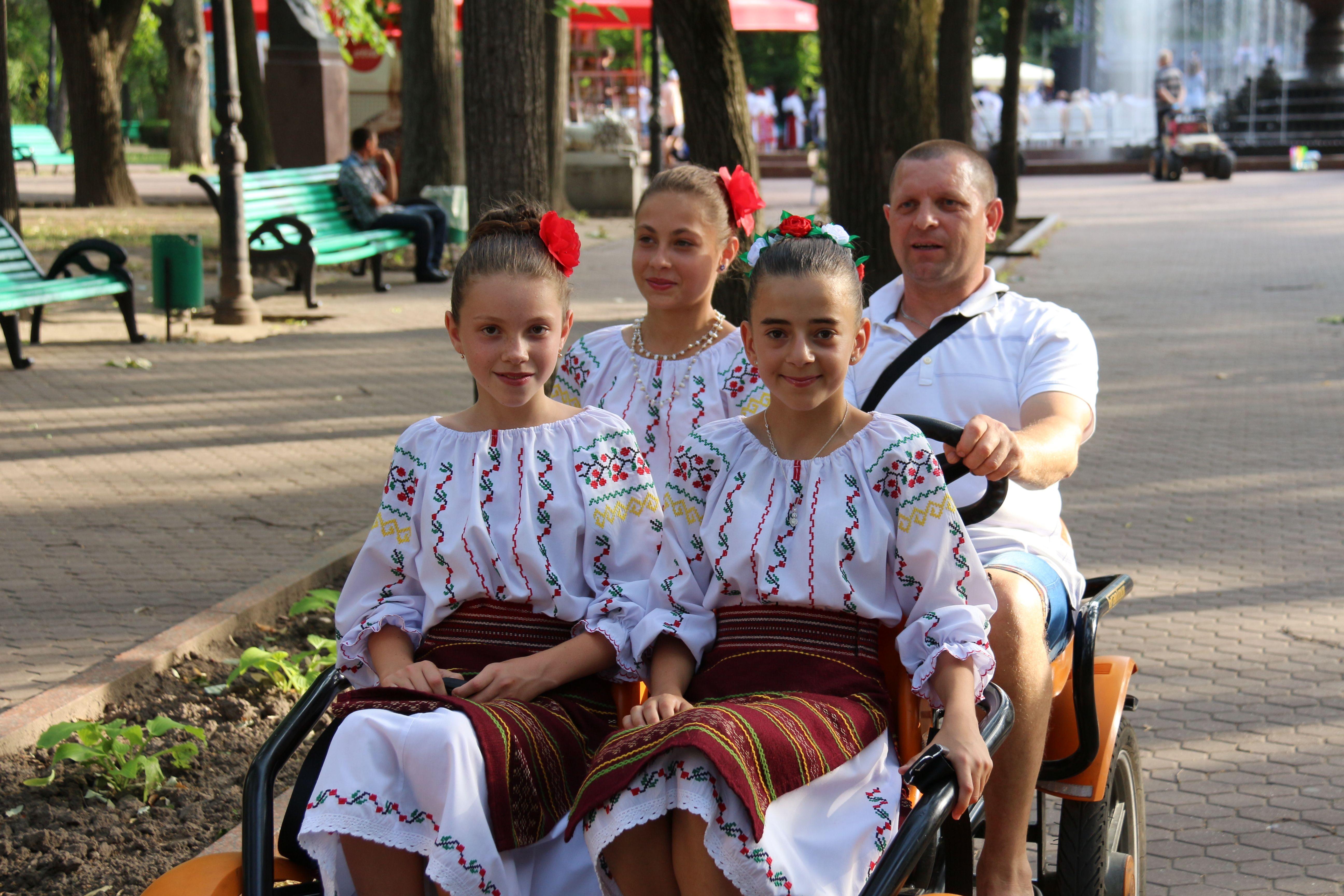Chisinau girls