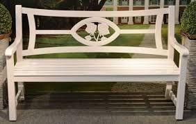 Bildergebnis Für Gartenbank Weiß 3 Sitzer Holz