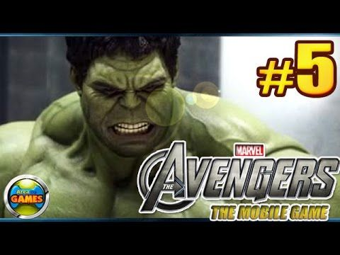 Avengers Mobile Gameplay part 5