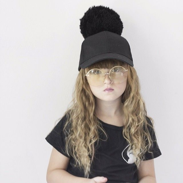Caroline Bosmans hat  Sunnies by We are Sons  Daughters