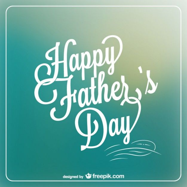 fathers day message card