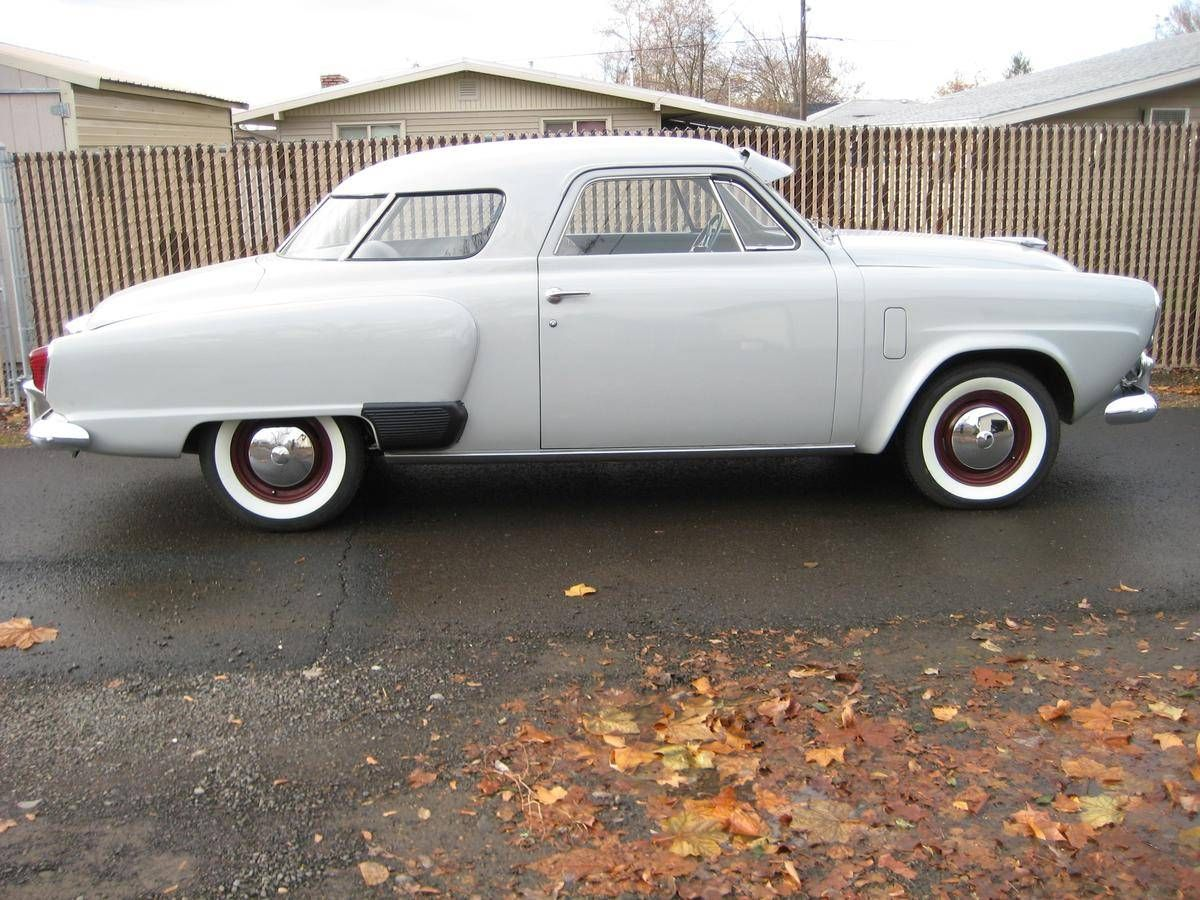 1951 Studebaker Champion Starlite Coupe Maintenance/restoration of ...