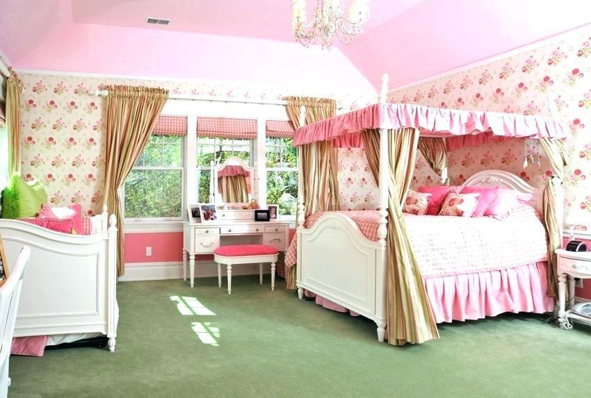 Madchen Prinzessin Zimmer Princess Bed Frame