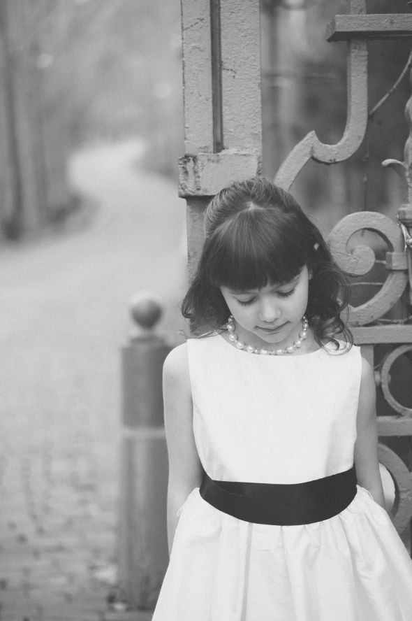 Kids photography. Black and white children photos.