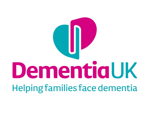 Pin by Cheryl Lew on Logos | Dementia uk, Charity logos, Charity logo design