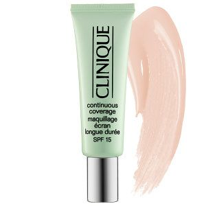 Sephora Clinique Continuous Coverage Concealer Liquid Makeup Clinique Sephora