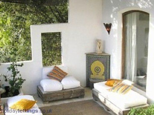 Terrazas estilo arabe 5 decorar tu casa es facilisimo - Casas estilo arabe ...
