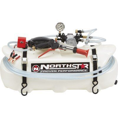 Northstar High Pressure Atv Tree Sprayer 16 Gallon 1 Gpm 12 Volt By Northstar 369 99 Agitation Equipped Reinforce Sprayers Gpm Electric Pressure Washer