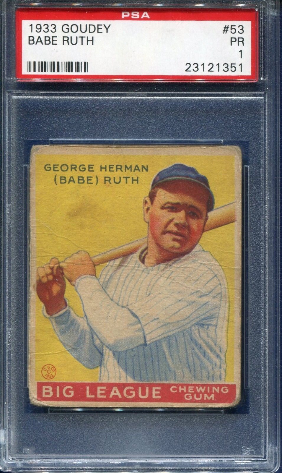 babe ruth cards for sale