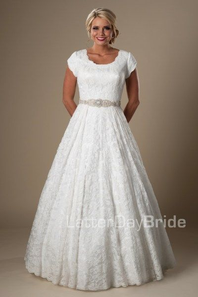 lds-wedding-dresses-mapleton-front-ivory-full | The Future Ahead of ...