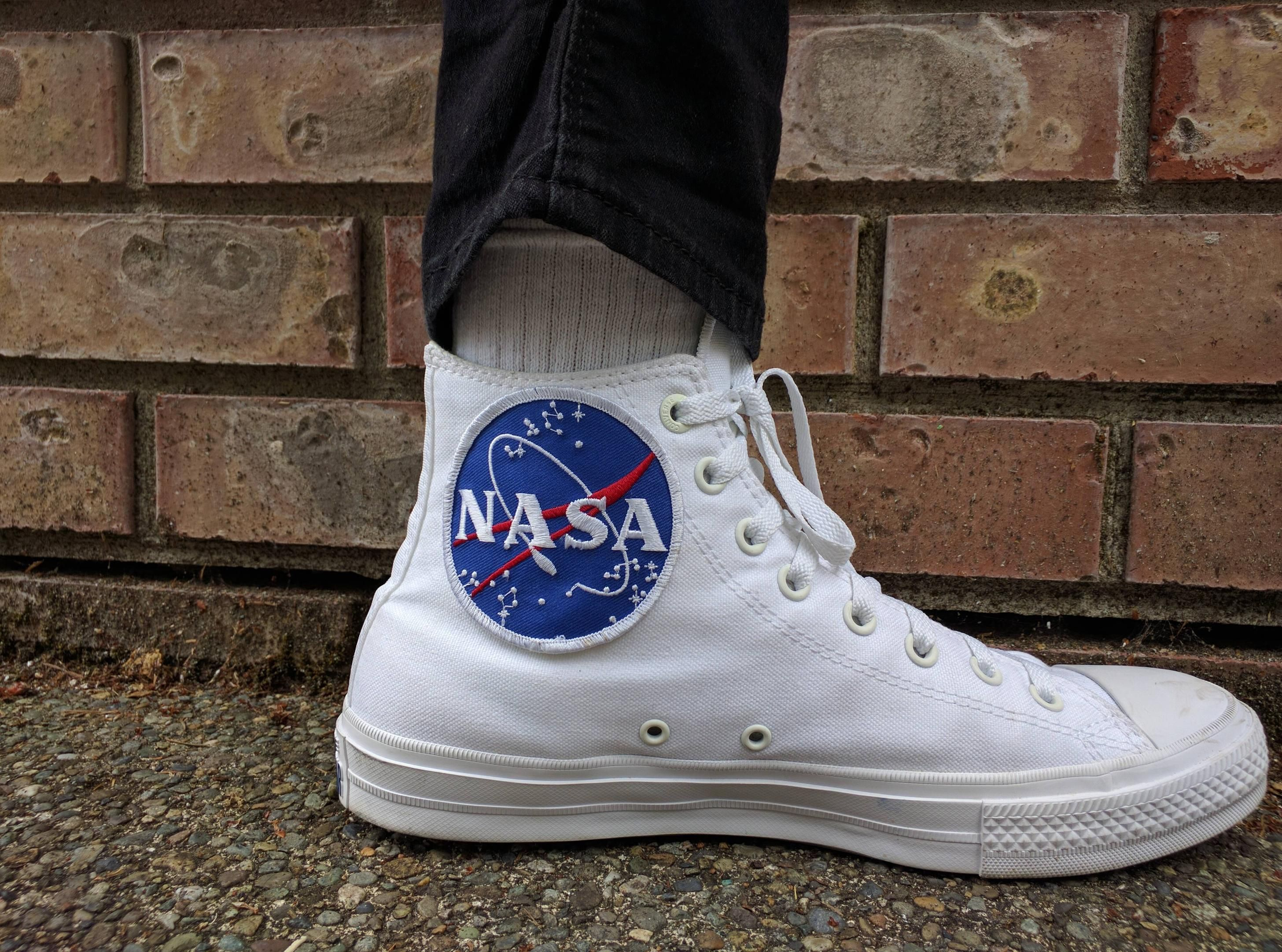 [PICKUP] Chuck 2 with custom nasa patch. Was inspired