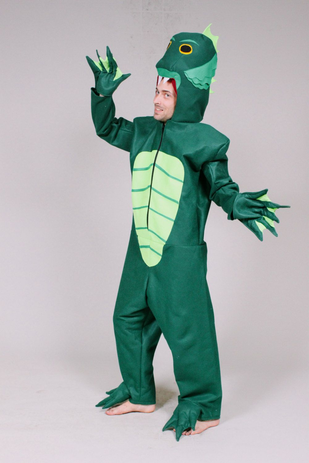 adult loch ness sea monster halloween nessie by missnessamonster