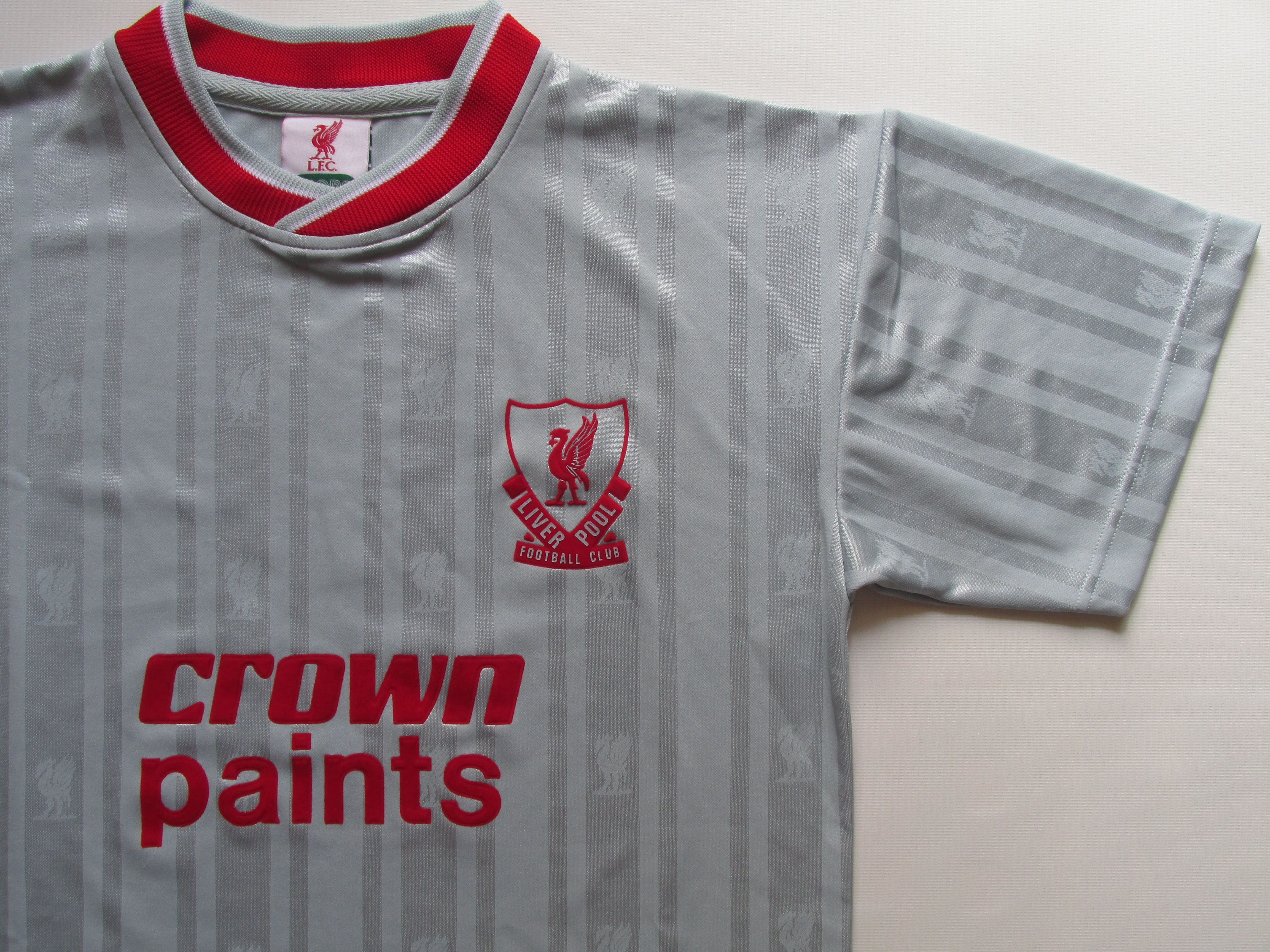 cd2398ecc Vintage Lfc T Shirts – EDGE Engineering and Consulting Limited