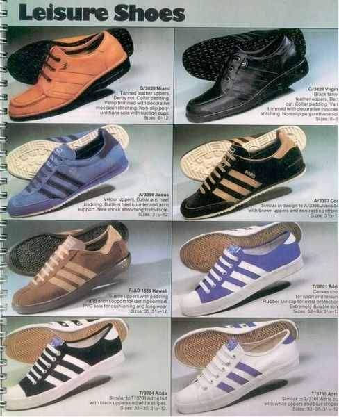 80s adidas trainers