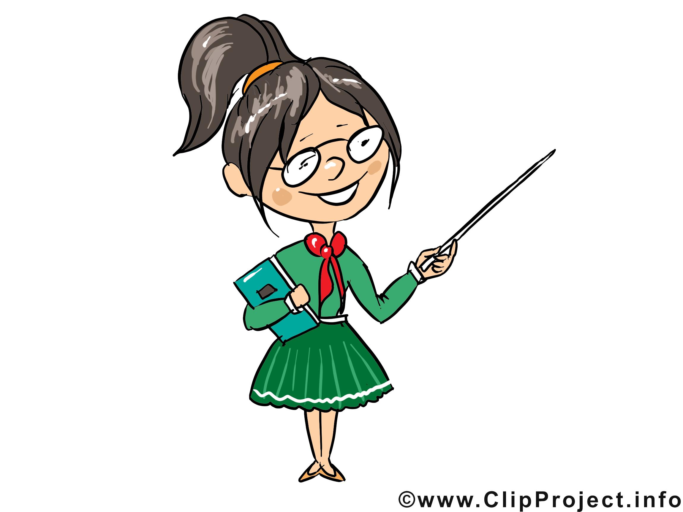 Enseignante Clipart Metier Dessins Gratuits Dessin Gratuit Dessin Clip Art