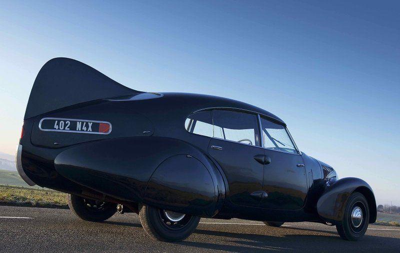 diaridetarragona.com - 402 n4x: el primer concept car de la historia de Peugeot