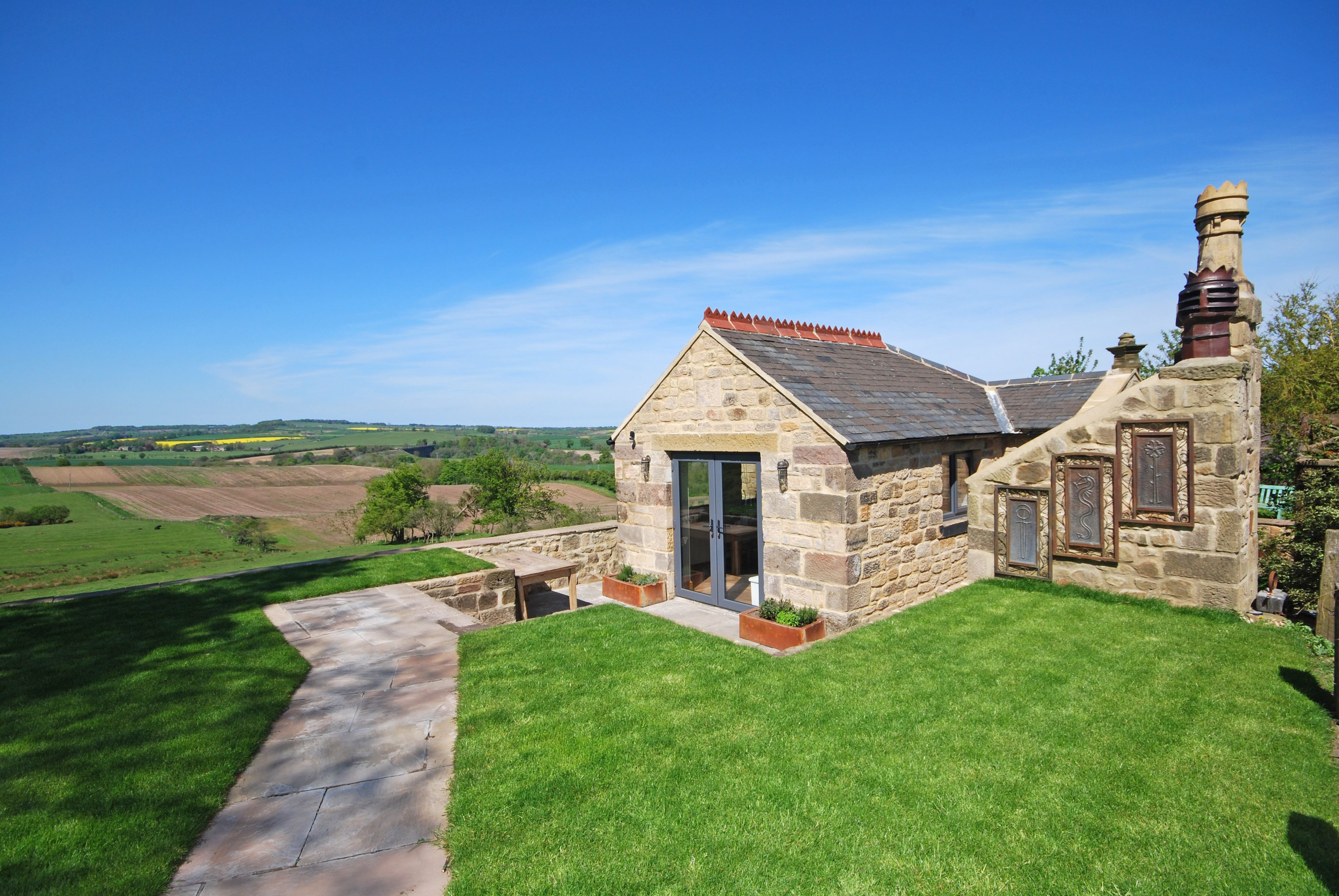 The Huffy House Nr Alnmouth