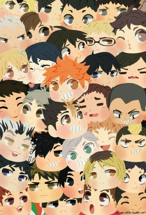 Little secrets are meant to be kept. Haikyu!! And yoi,, (discontinued)