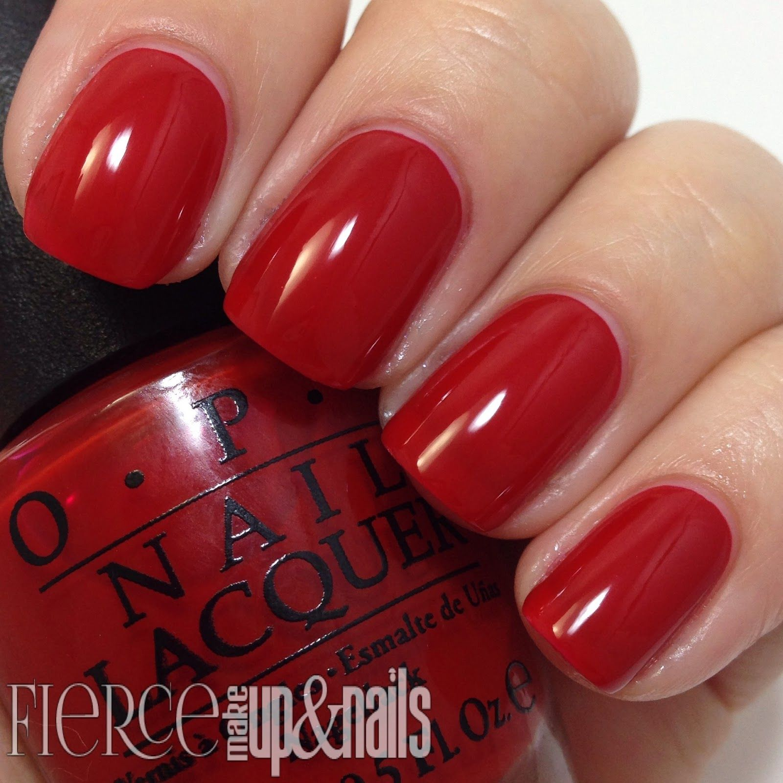 666738d6b34c6 OPI Spring/Summer Brazil Collection: Red Hot Rio @OPI Products ...
