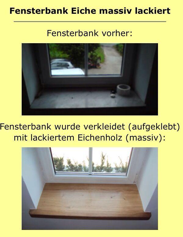 Tolle Idee Fur Fensterbank Fensterbank Tolle Wohnzimmer Fensterbanke Holz Wohnung Renovieren Haus Renovieren