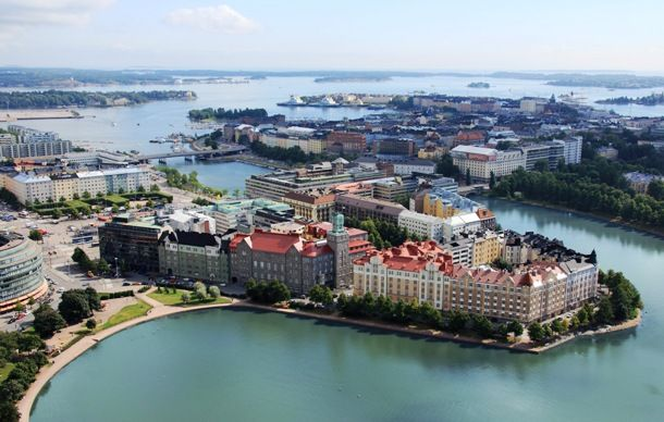 Helsinki Finland Another Nordic City On The List Helsinki Is The Capital And Largest City Of Finland H Finland Travel Places To Visit Cool Places To Visit