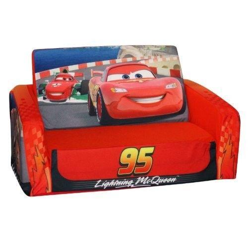 Disney Pixar Cars 2 Flip Sleeper Slumber Sofa Kids Furniture Christmas Wishlist Gift Sets Sofas Couches Kids Sofa Sofa Bed For Kids Kids Couch