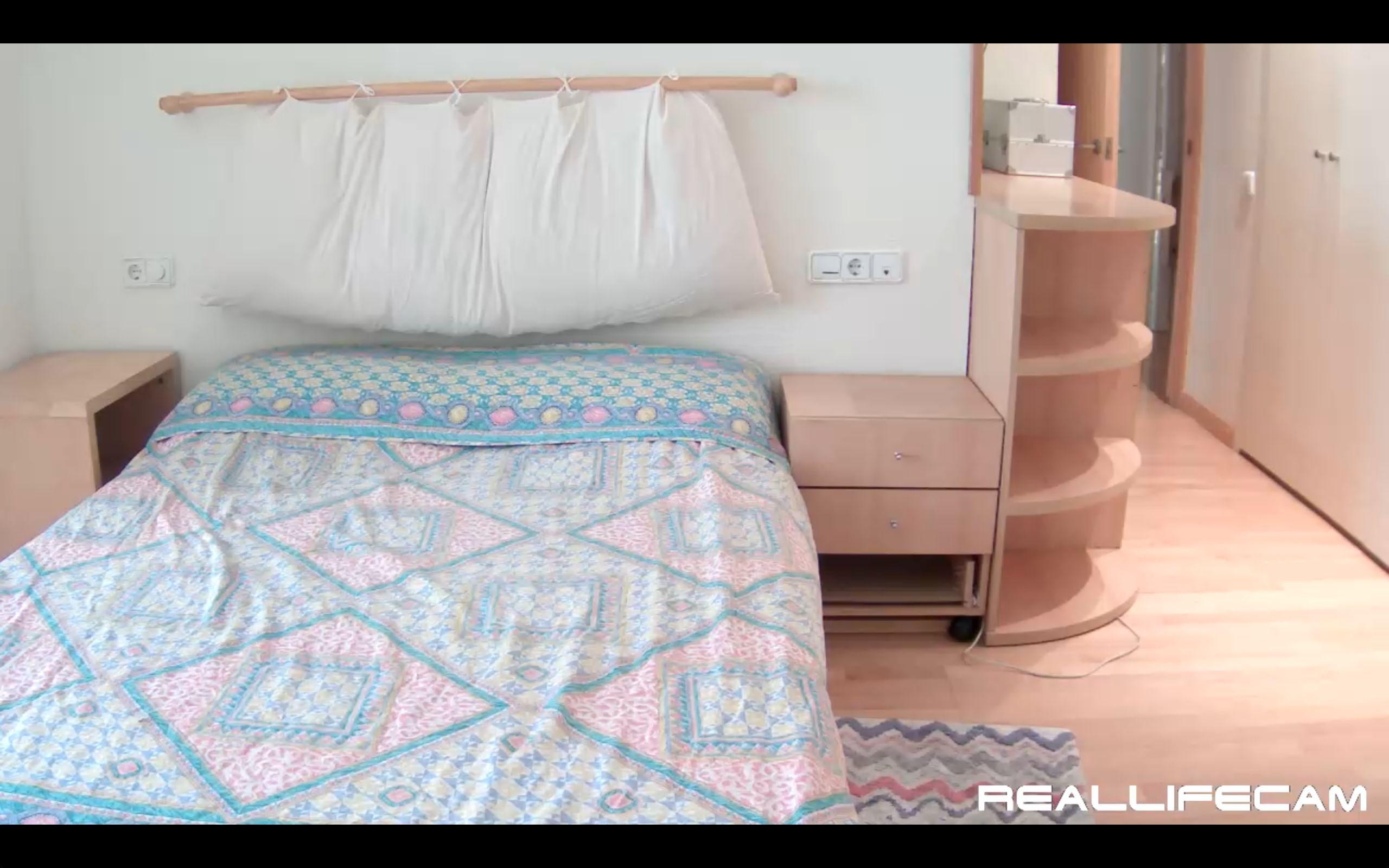 Voyeur bed room vids