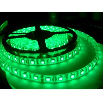 Green Led Light Strips Beauteous Buy Eware Decorative Green Led Strip Light 5 Meter Serial Light Inspiration Design