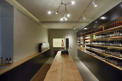 0150 Moodbook Retail Interior Design - New ID Works
