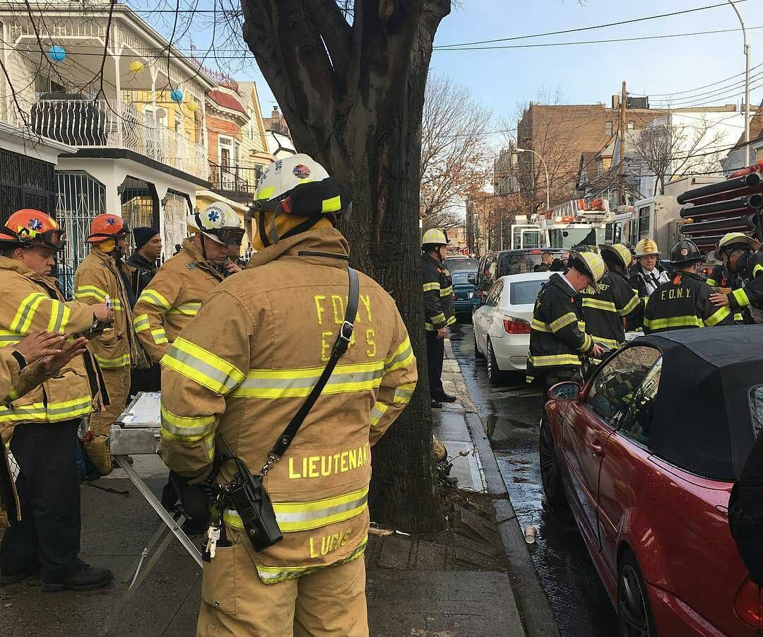 Featured Post Fdny  Fdny Ems Command Post Established At Bronx