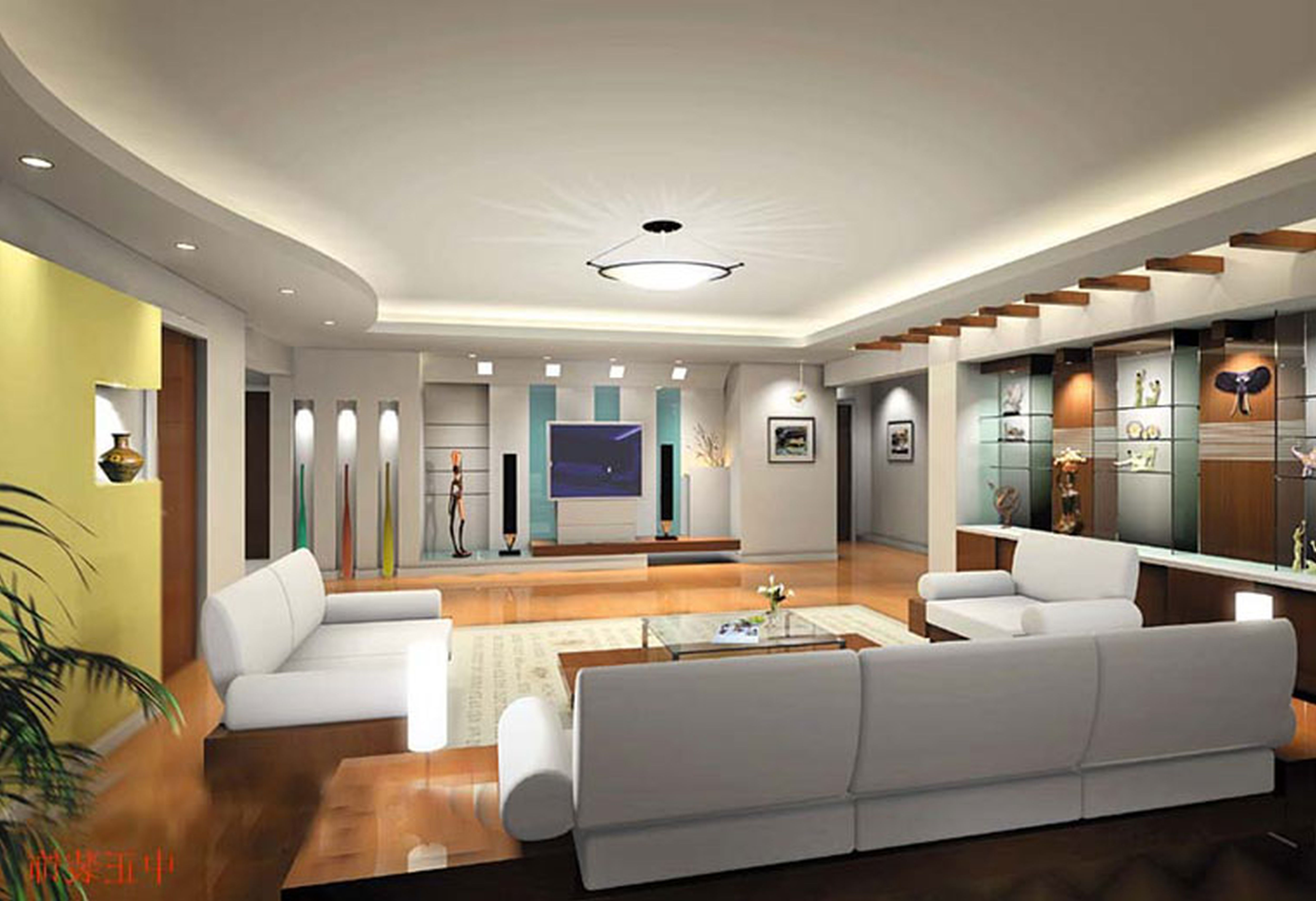 Cool Living Room Indirect Lighting Ideas
