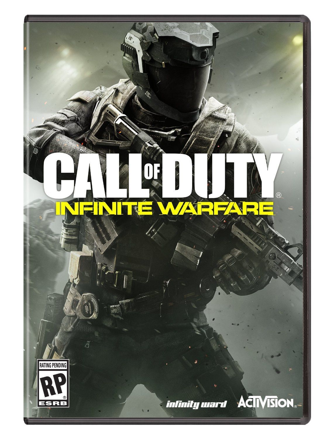 Call Of Duty: Infinite Warfare Pre-order PC Physical Game Disc US