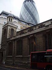 Aldgate - Wikipedia, the free encyclopedia