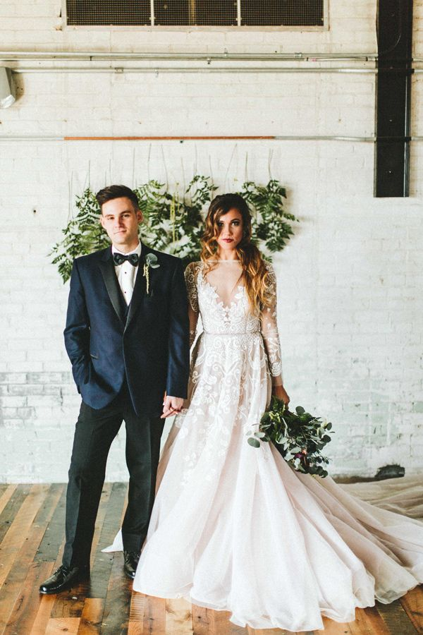 Kupfer + Obst Hochzeit Inspiration   – Dream wedding