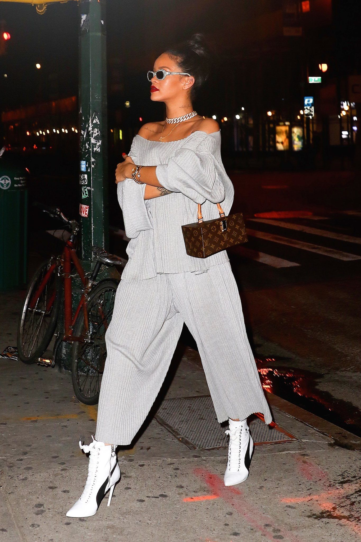 Rihanna in NYC September 23 | Only Girl (In the World