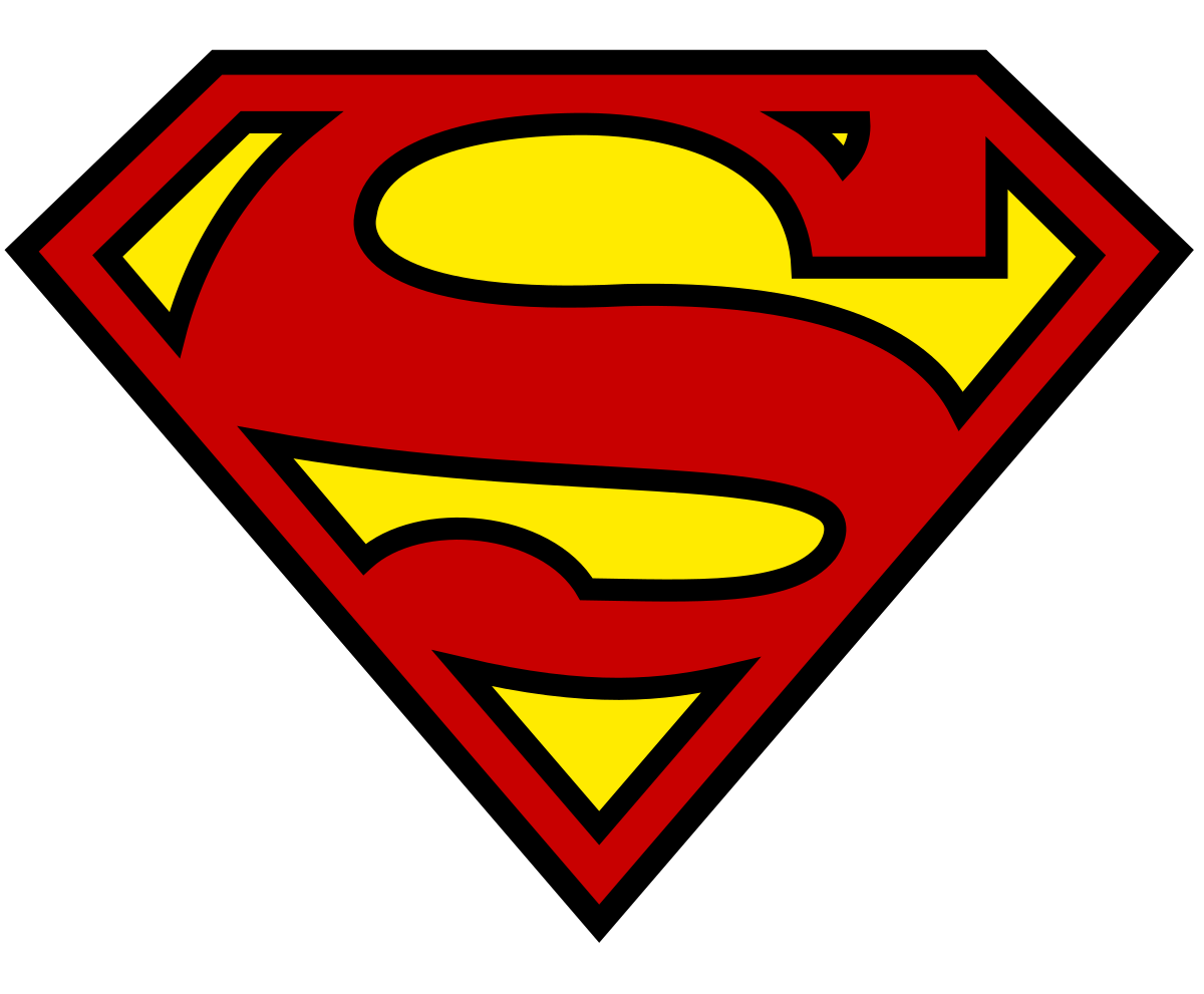 Superman Logo Superman Logo Superman Letter Logo