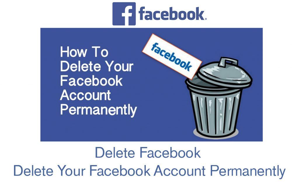 Delete Facebook Delete Your Facebook Account Permanently