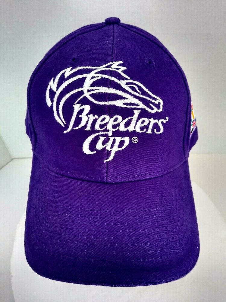 Breeders' Cup World Championships Baseball Style Hat Cap