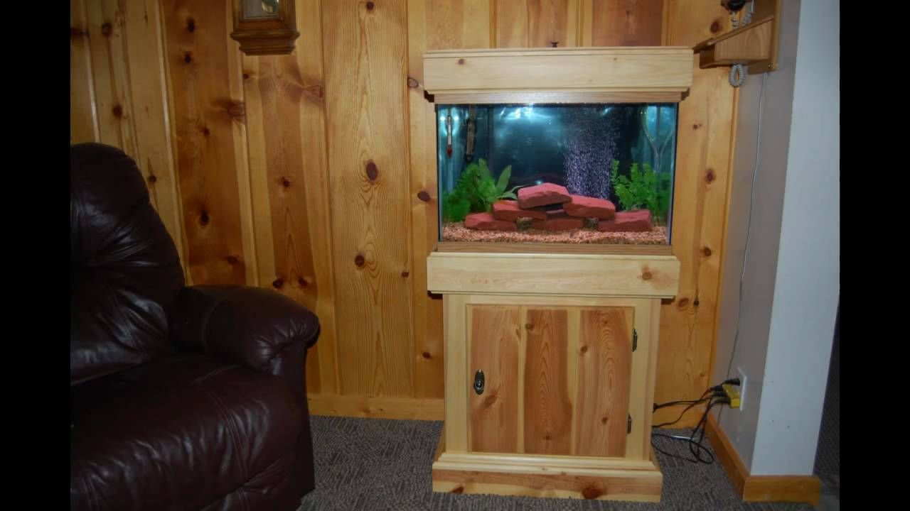 Aquarium fish tank making - 10 Gallon Fish Tank Stand