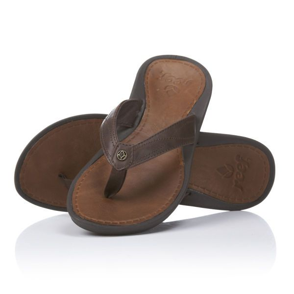 Reef Miss Playa Avellanas Flip Flops - Brown