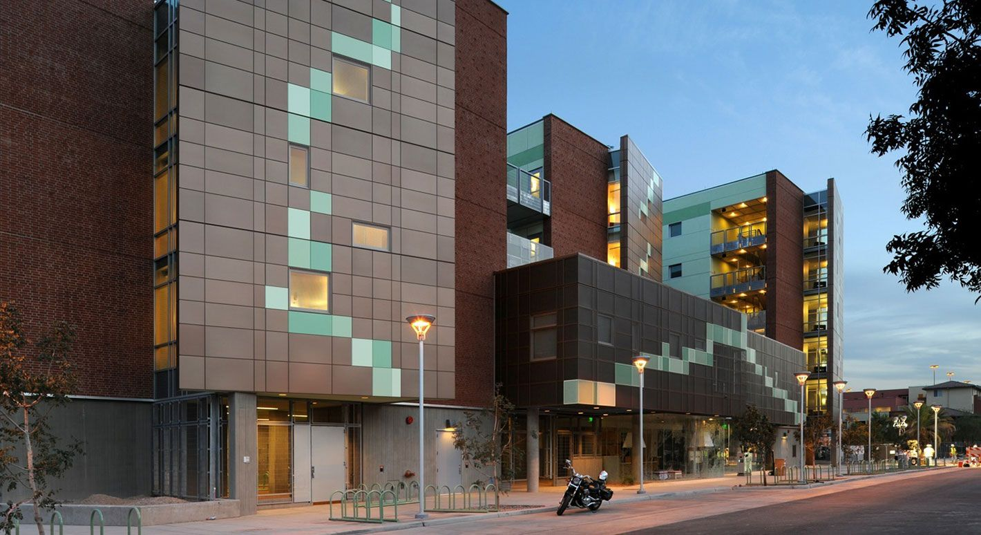 Architectural Wall Panels & Systems | Exterior Wall Cladding ...