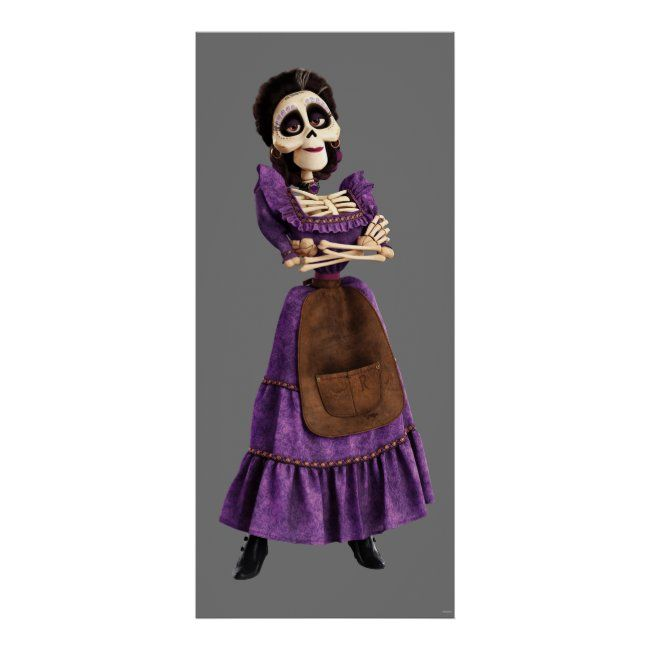 Disney Pixar Coco  Imelda  Skeleton Grandmother Poster #affiliate , #ad, #Imelda, #Skeleton, #Grandmother, #Coco, #Shop