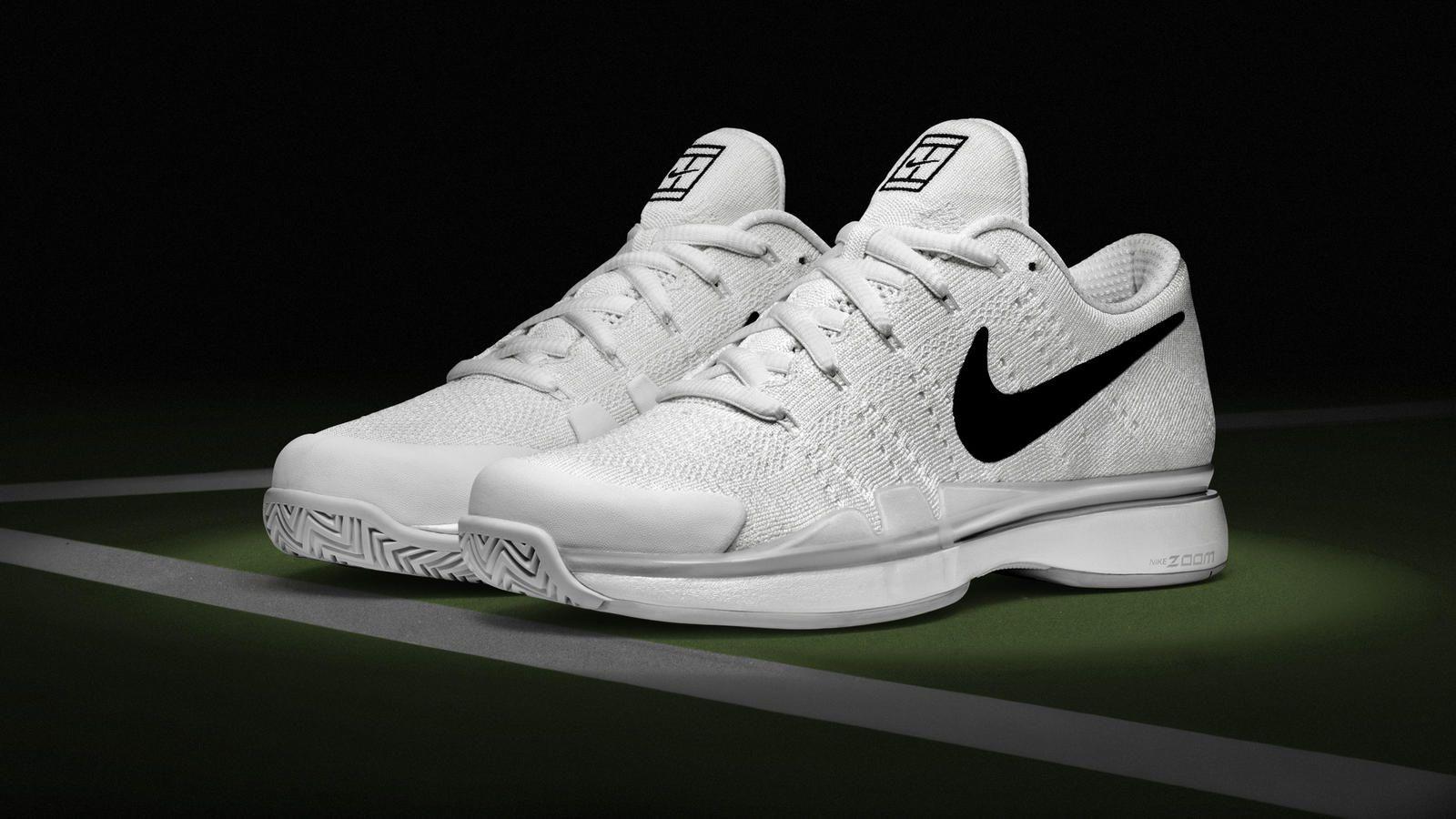 on sale 71f76 b9c5e Nike News - Fit for Federer The NikeCourt Zoom Vapor 9.5 Flyknit