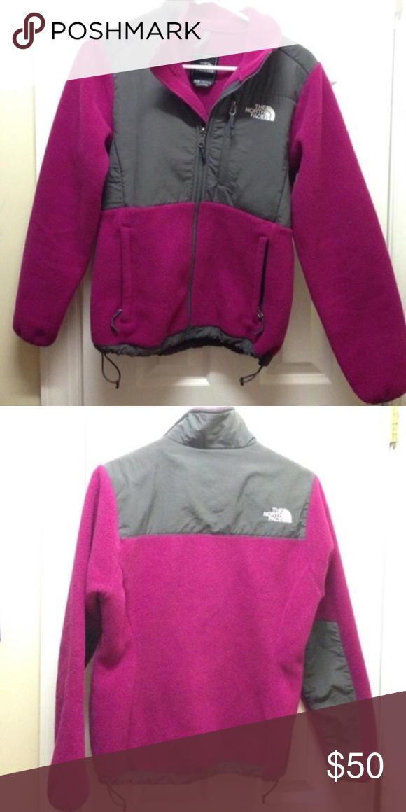 4745be005 North Face Denali Jacket great condition. Fleece jacket, great for ...