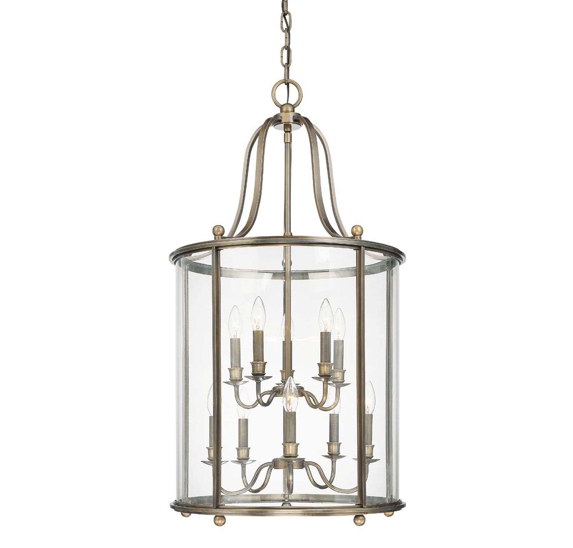 Hudson valley mansfield pendant in ceiling lights entry lights