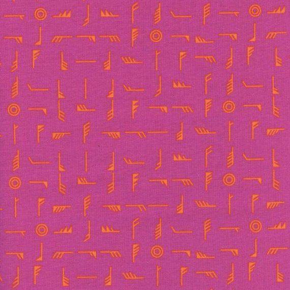Zephyr 40 Knots in Orchid, Rashida Coleman Hale, Cotton+Steel, RJR